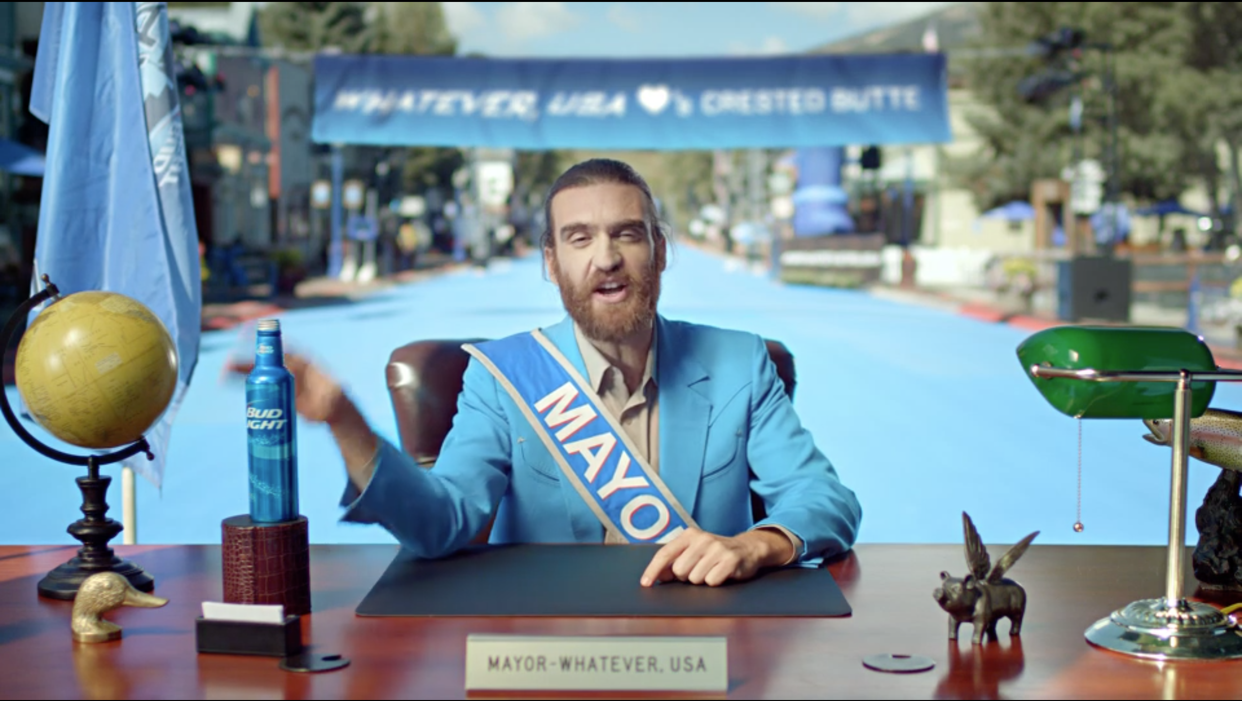 Bud Light | Whatever, USA :: Out of Breath